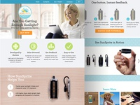 SunSprite Website