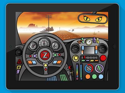 Zoomee iPad Game