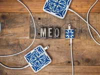 Meo Laptop & iPhone Labels