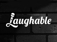 Laughable Logo Design
