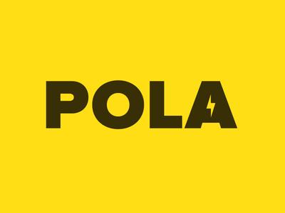 Pola Branding Yellow