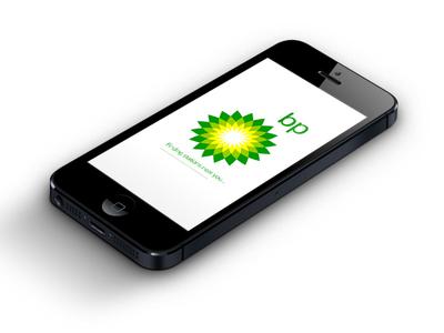 BP Finder -  Loading screen