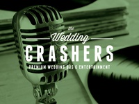 Wedding Crashers - Logo Concept