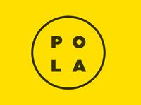 Pola Logo - Yellow