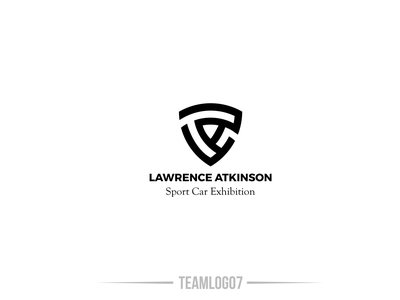 LA Design Concept ux vector ui logo illustration icon graphic design design branding animation