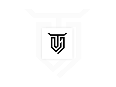 Logo Concept with letters VTG ux vector ui logo illustration icon graphic design design branding animation