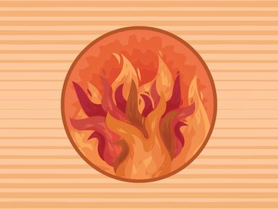 Elementos: Fuego.