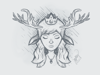 Deer Princess