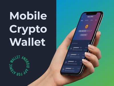 Atomic Crypto Wallet