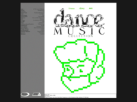 Музыка для уборки 5g lockdown illustration cover techno dithering