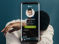 Spotify Revamped