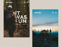 Natura - Travel App