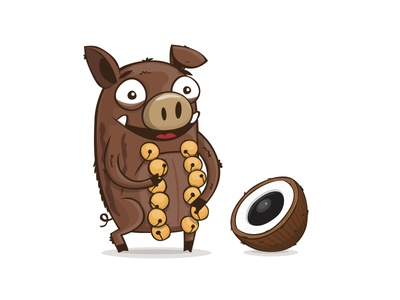 Bells Pig coco bells pig