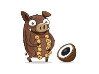 Bells Pig