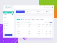 Adapt API Dashboard