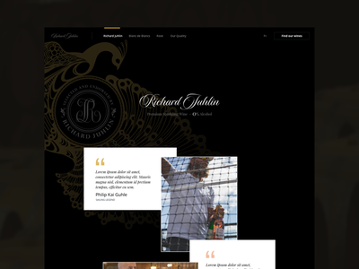 MRG wines detail website champagne alcohol wines wine