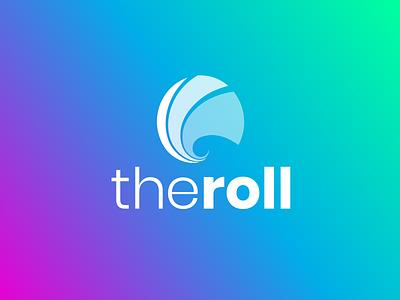 theRoll identity logo branding visual identity