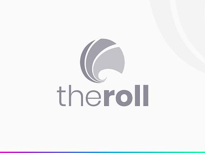 theRoll branding design logo visual identity