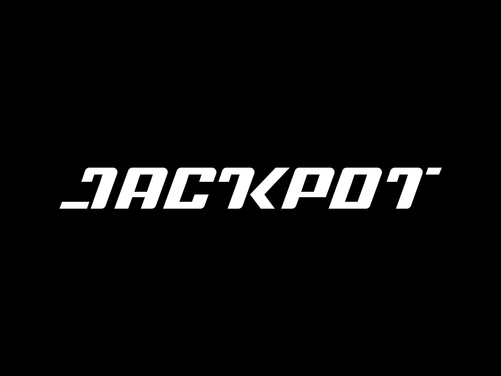 Jackpot Logo Design