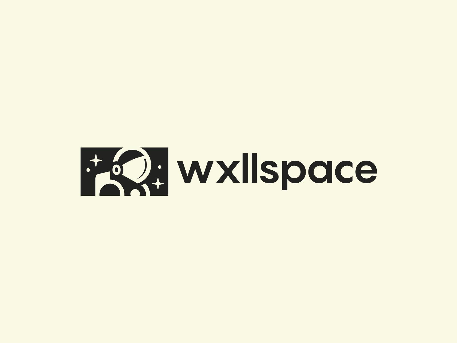 Wxllspace Logo Design