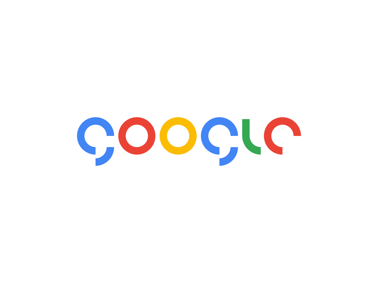 Google re-design idea