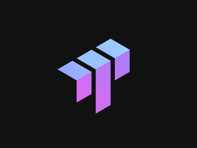 Thrive Logo Design ai thrive success up arrows arrow t letter logotype initial branding design clever brand identity symbol mark logo