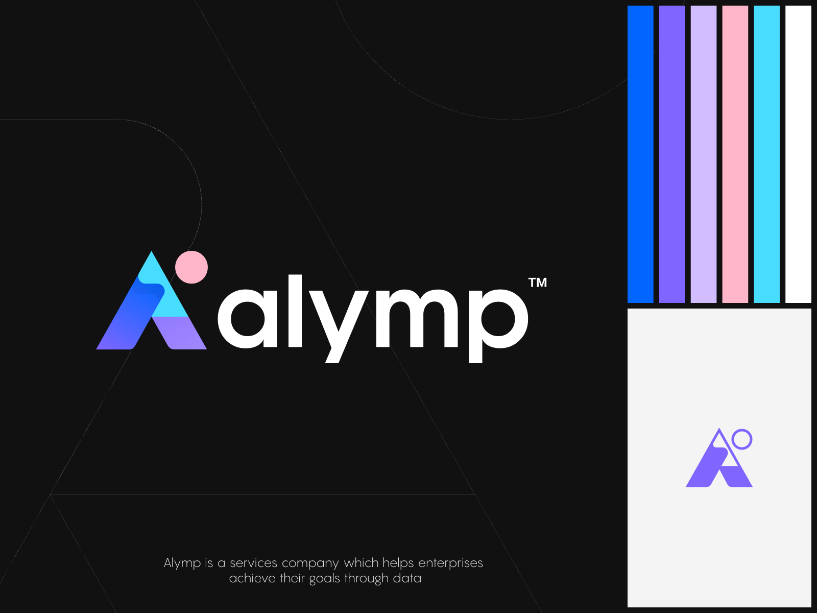 Alymp Logo Design
