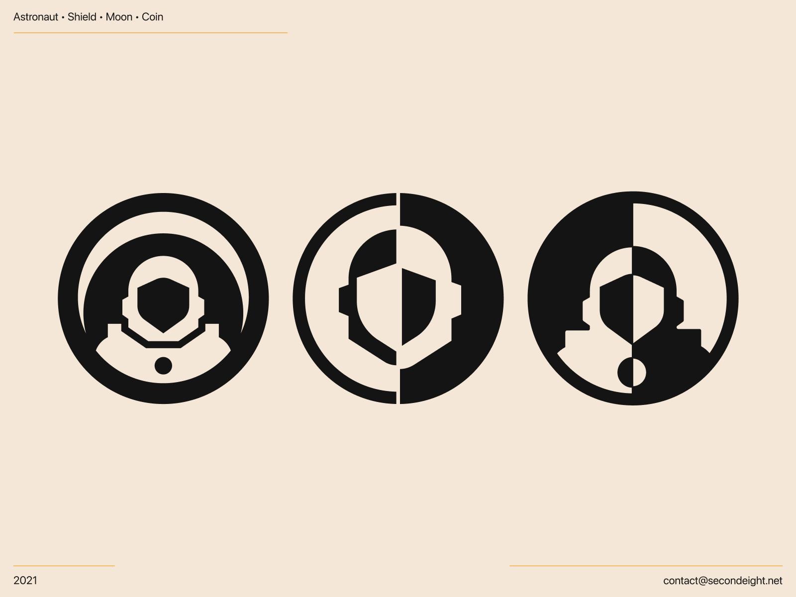 Sapce Logo Concepts / 1