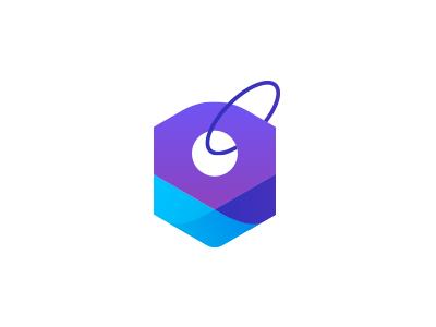 VendaPop Logo symbol mark buy sale logo initial v tag price