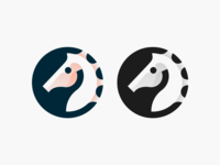 Seahorse mark