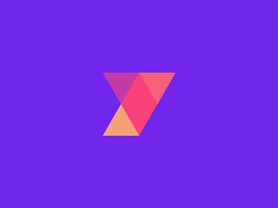 Yano Logo Design initial y abstract simple lines brand identity symbol mark logo
