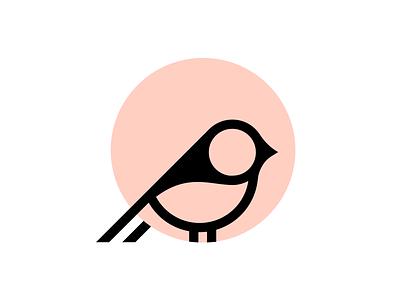 Bird Mark royal elegant symbols bird animal abstract simple lines brand identity symbol mark logo