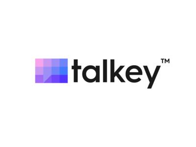 Talkey Logo Design