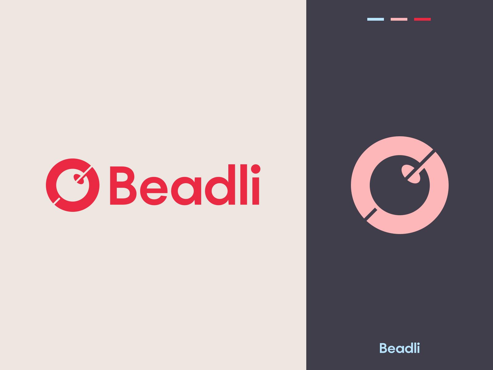 Beadli Logo Design
