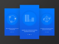 Day 023 - Onboarding - Daily UI