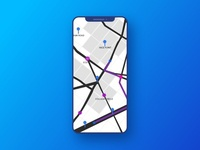 Day 029 - Map - Daily UI