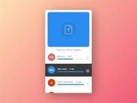 Day 031 - File Upload - Daily UI