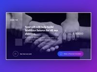 Day 032 - Crowdfunding Campaign - Daily UI