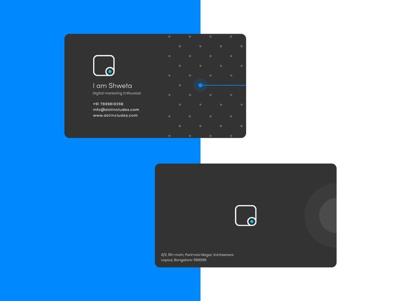 Minimal Design kiss simple agency card marketing agency marketing vector print design uidesign card print