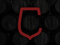 Calave Wine Bar : Identity