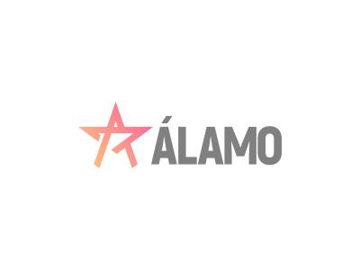 Estúdio Álamo alamo studio branding logo
