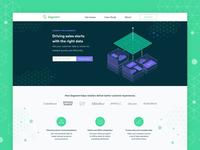 KB - Segment Retail Landing Page