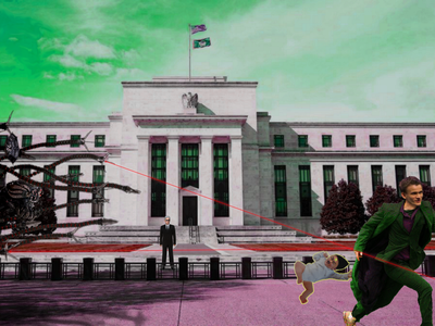 Birth of a Bob matrix jerome powell federal reserve cryptocurrency ethereum crypto