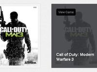 GameCritic Application