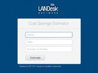 LanDesk Forms