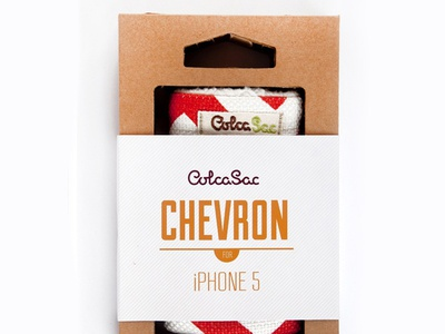 ColcaSac iPhone 5 Packaging