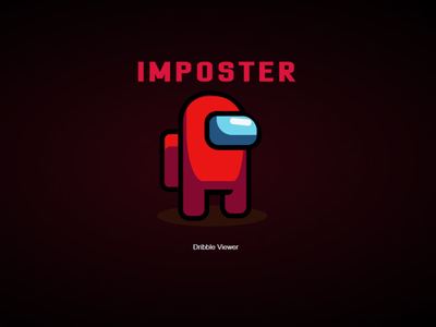 Imposter Screen from Among Us