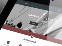 Moomba Website