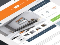 Real Estate Project (Product Page)