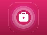 Travel Radar • App Icon